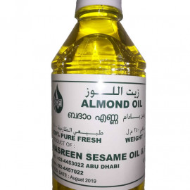 NASREEN ALMOND OIL 500 ML (12 Pieces per Carton)