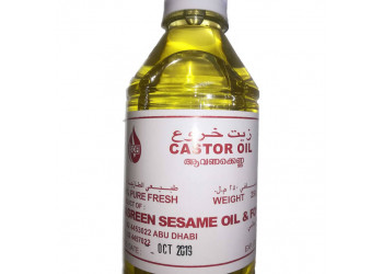 NASREEN CASTOR OIL 250 ML