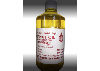 NASREEN PEANUT OIL 500 ML