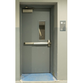 Fire Exit Single Door