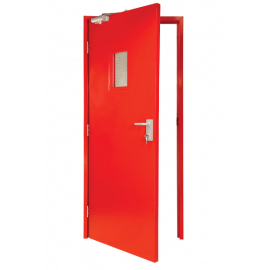 Single Fire Rated Doors