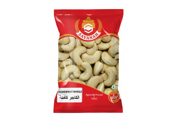 CASHEW NUT WHOLE 500 Grams