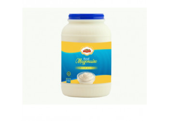 Hayyaf Mayonnaise 3.78 Liters ( 4 Pieces Per Carton )