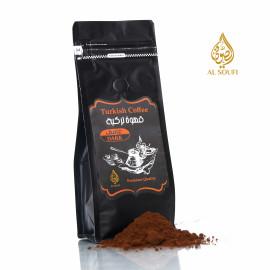 TURKISH COFFEE DARK  Plain 250 Grams