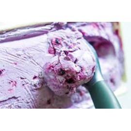 Blueberry Gourmet Ice Cream 4.75 Liter