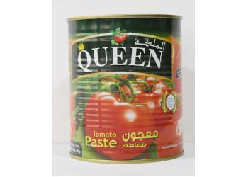 Queen Tomato Paste Tin  800 Grams ( 12 Pieces Per Carton )