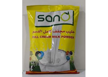 Sano Milk Powder Pouch 400 Grams ( 24 Pieces Per Carton )