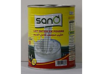 Sano Milk Powder Tin  400 Grams  ( 24 Pieces Carton )