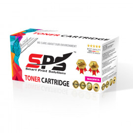 SPS Compatible Toner Cartridge for HP 125A CB543A CRG716 Magenta