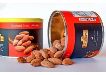 Almond Salted Can 110 Grams ( 12 Pieces Per Carton )