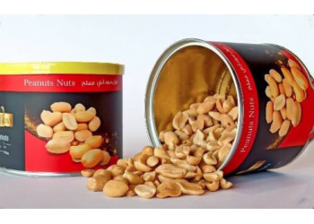 Peanut Salted Can 110 Grams ( 12 Pieces Per Carton )