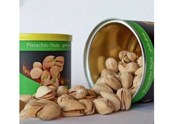 Pistachio Salted Can 110 Grams ( 12 Pieces Per Carton )