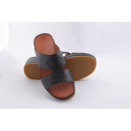 Arabic Sandal -  AKS03 ( Black )
