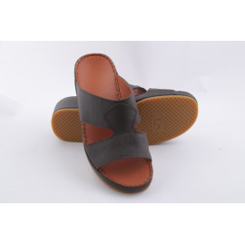 Arabic Sandal -  AKS03 ( Brown )