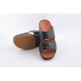 Arabic Sandal -  AKS01 (  Black )