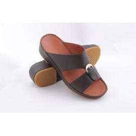 Arabic Sandal -  AKS01 ( Brown )