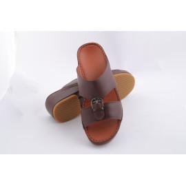 Arabic Sandal -  AKS01  ( Maroon )