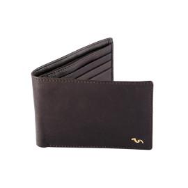 Men's Wallet Camel Leather ( Brown )