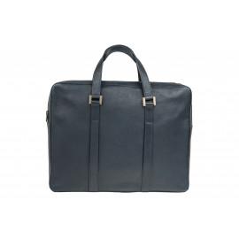 Uptown Carry On Laptop Bag Camel Leather ( Black )