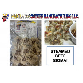 BEEF SIOMAI 200 Grams ( 24 Pieces Per Carton )