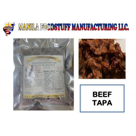BEEF TAPA 400 Grams ( 24 Pieces Per Carton )