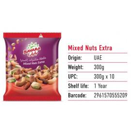 BAYARA EXTRA MIXED NUTS 300 GRAMS
