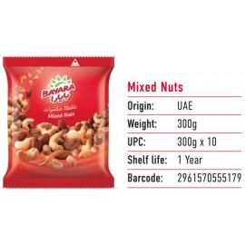 BAYARA MIXED NUTS 300 GRAMS