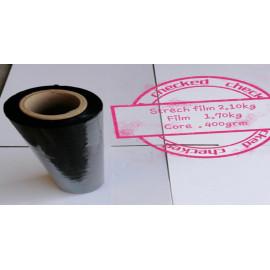 STRECH FILM BLACK ( 300 GRAM, 350 GRAM ) ( 6 Pieces Per Carton )