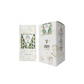 VDRIPP Drip Coffee Brazil 100 Grams ( 12 Box Per Carton )