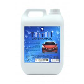Thrill Car Shampoo 5L ( 4 Piece Per Carton )