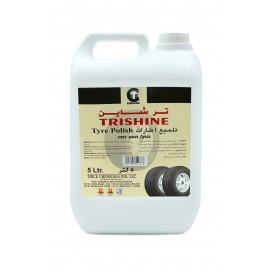 Thrill Trishine Tyre Polish 5L ( 4 Piece Per Carton )