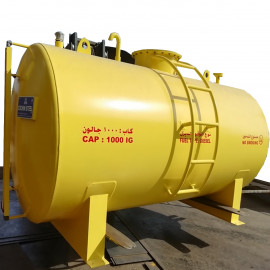 Petrol Storage Tanks