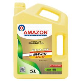 FULLY SYNTHETIC PETROL ENGINE OIL SAE 5W20 API SN ACEA C3 ( 6 Pieces Per Carton )