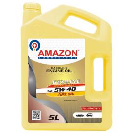 FULLY SYNTHETIC PETROL ENGINE OIL SAE 5W40 API SN ACEA C3 ( 6 Pieces Per Carton )