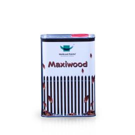 MAXIWOOD UNIVERSAL STAIN, EBONY # 403 - 1 LTR ( 6 Pieces Per Carton )