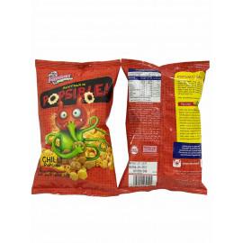 Hot Chilly Popcorn 20 Grams ( 24 Pieces Per Carton )