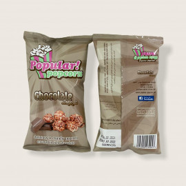 Chocolate Popcorn 27 Grams ( 24 Pieces Per Carton )