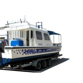 Saqr Al Khaleej Boat 35 Feet