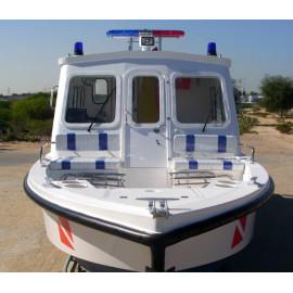 Rescue Boat -31 feet long