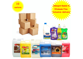 B - Detergent Basket at Wholesale Price