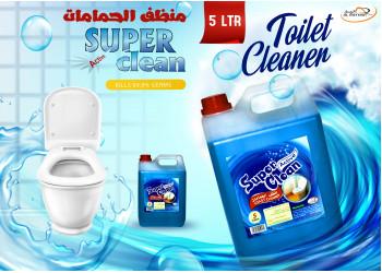 Toilet Cleaner (5L X 1)