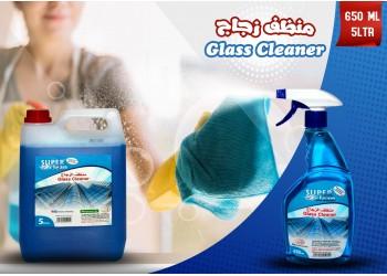 Glass Cleaner Super Clean (carton)