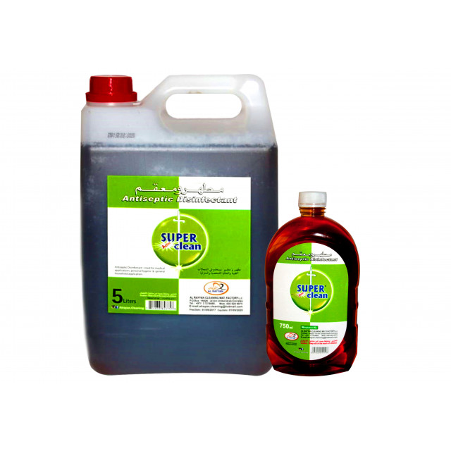 Super Clean Antiseptic and Disinfectant