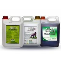 Super clean multipurpose  disinfectant (5L X 1)