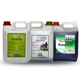 Super Clean Multipurpose  Disinfectant 5L ( Per Carton )