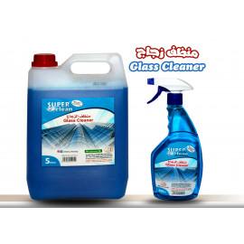 Glass Cleaner Super Clean ( Per Carton )