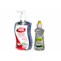 Super clean Hand sanitizer per carton