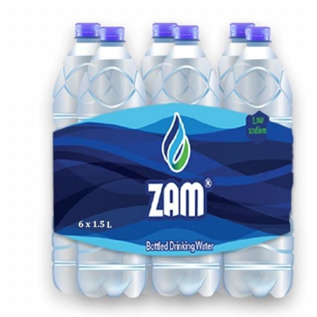 Zam Water 1.5Ltr