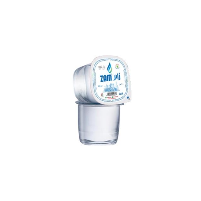 Zam water 200 ml Cups