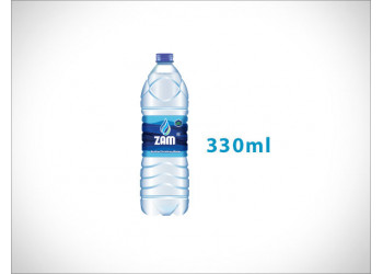 Zam Water 330 ML ( 24 Pieces Per Pack )